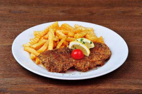 Treberschnitzel
