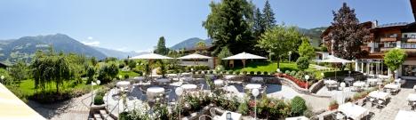 Garten Panorama 2011
