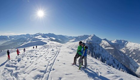 Bestnote fŸr das Ski Juwel Alpbachtal Wildschšnau