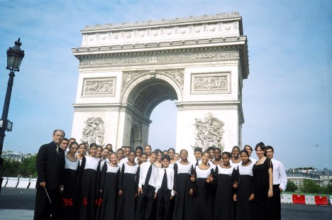 Flauta Mágica na França em  2004