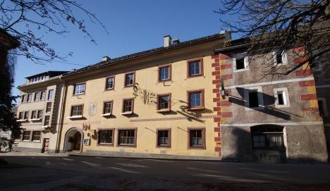 Hotel Neuwirt Mauterndorf - Aussenansicht_klein