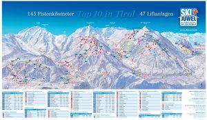 Panoramakarte_Wildschönau