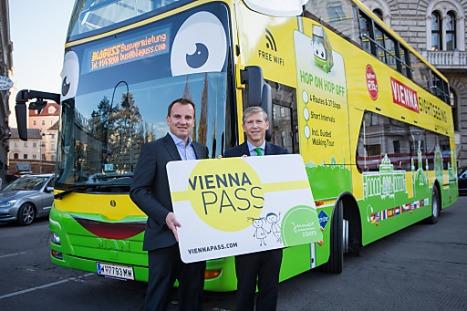 Vienna PASS - Wien ist im modernen Tourismus angekommen!