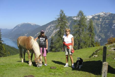 Wandern Zillertal
