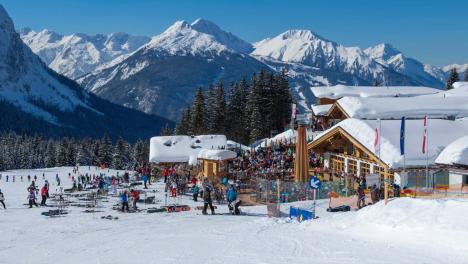 Schneebericht Tirol