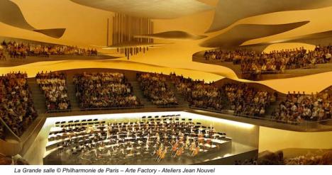 Neue Oper Paris