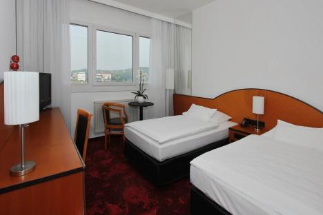 Comfort Zimmer Stadtblick