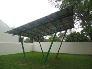 Fotovoltaik in Brasilien
