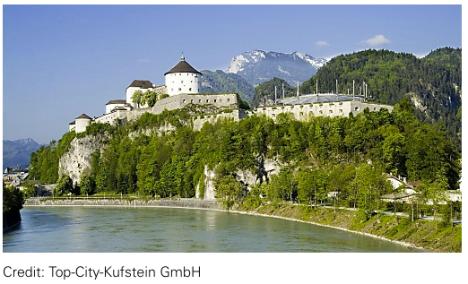 Gruppenreise Kustein - Festung Kufstein