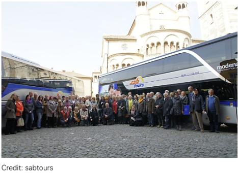 Busreisen in Linz mit Sabtours