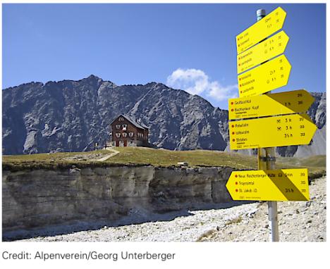Bergtouren in Österreich