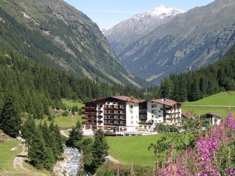 Gruppenhotel in Tirol - Pitztal