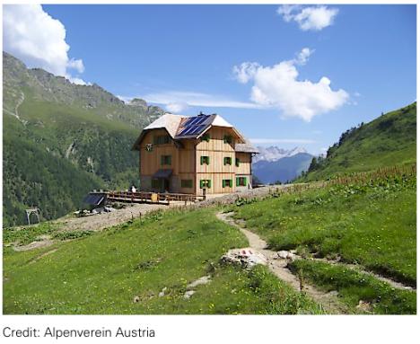 Gruppenreise Alpenverein
