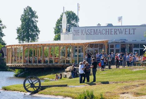 Busreise Käsemacherwelt Heidenreichstein