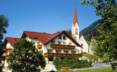 Gruppenreise Lechtal: Holzgau