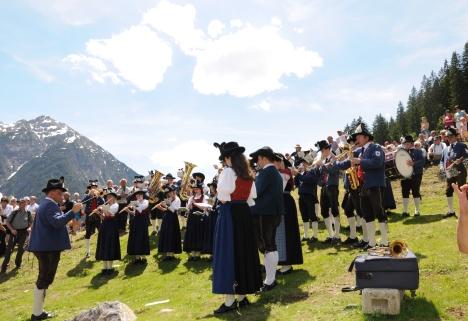 Musikverein_Holzgau