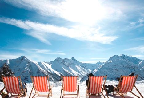 Gruppenreise Skiurlaub Tirol