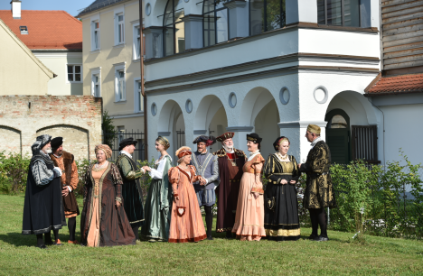Patrizier in Augsburg