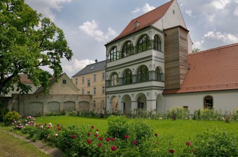 Fugger und Welser Erlebnismuseum - Fassade