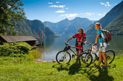 Mountainbiken-Dachstein Salzkammergut (c)OÖTourismus