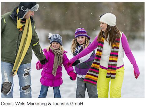 Eislaufen in Wels