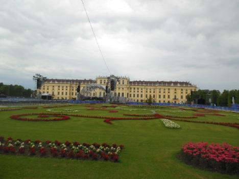 Sommernachtskonzert Schönbrunn 2017