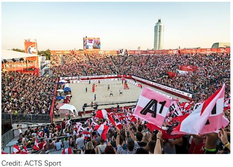 Beach Volley 2018 Wien